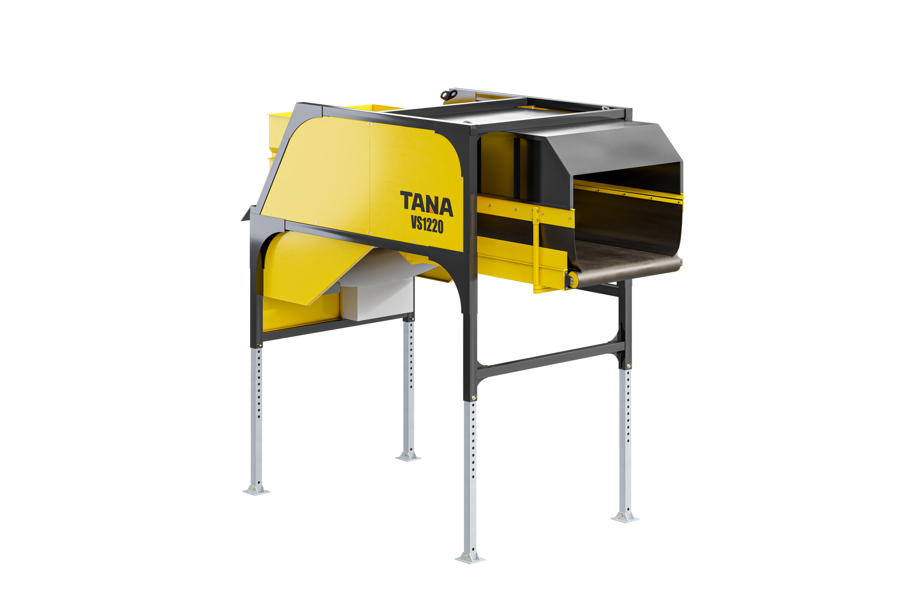 TANA VS1220 wind sifter 3D