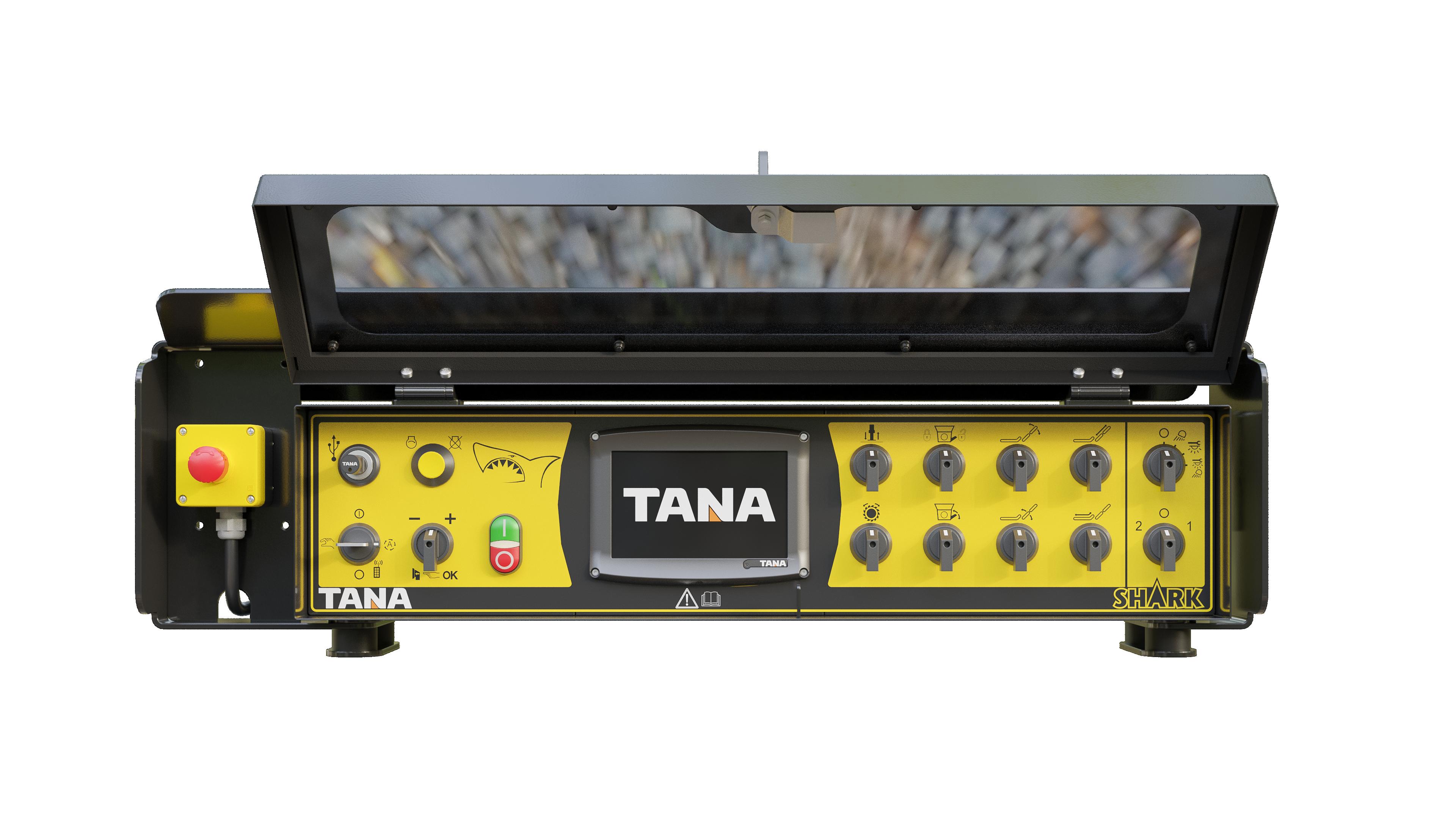 TANA Control System